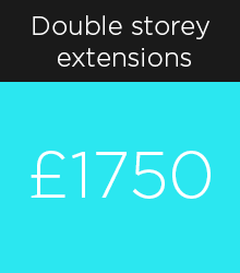 Double storey extensions