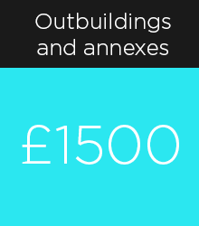 Outbuildings and annexes